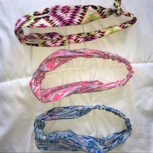 Set of 3 AEO Headbands